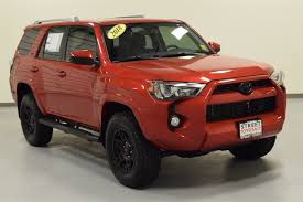 New 2018 Toyota 4Runner For Sale in Amarillo, TX | #18900