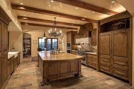 rustic kitchen islands rustic luxury kitchen with island and chandelier rustic kitchen islands nz