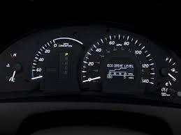 Image: 2008 Toyota Camry Hybrid 4-door Sedan (Natl) Instrument ...