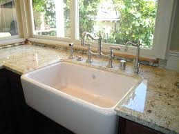 rohl farmhouse sink in parchment pertaining to farm ideas installation p39