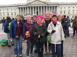 ohio valley women join in washington d c news sports photo by phyllis sigal ohio valley residents posing for a photo outside the u s capitol saturday