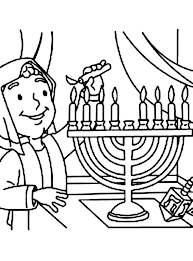 Menorah Coloring Page Menorah Coloring Page Pages And Colouring