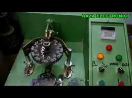 ceiling fan winding machine complete details in urdu hindi