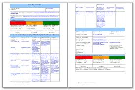Method Of Statement Sample 100 Risk Statement Template Risk Template In Excel Training 42