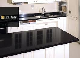 black quartz countertop obsidian black black quartz countertops cost
