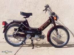 re conditioned sunday morning motors 1983 puch maxi 2