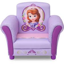 Sofia The First Bedroom Furniture Delta Disney Sophia The First Upholstered Chair Lavender