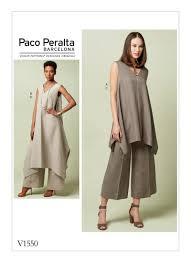 Vogue Tunic Pattern