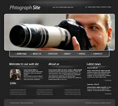 Photography Websites Templates Simple Website Design For Photographers Template Photography Websites