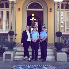 Girl Shaped Flames - Shout out to the rockstar Policewomen at QPS ...