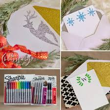 with the a week away we thought a round up of 3 quick easy diy gifts made with sharpie markers would help those who are still looking for gifts