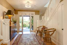 foyer lighting fixtures entry transitional with ceiling lighting crystal drum shade rug sideboard