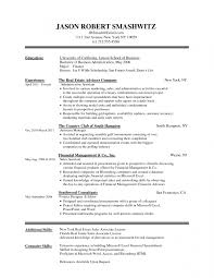 The Format Of A Resume | Resume Format And Resume Maker