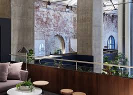 Higher Image Design Design Office Converts Disused Power Station Into Restaurant