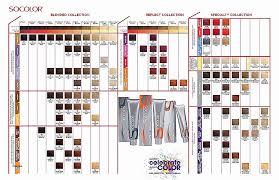 Matrix Socolor Color Chart 77 Unmistakable Matrix Socolor Chart 2019