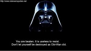 Famous Star Wars Quotes Fascinating Attractive Quotes About Darth Vader 48 Quotes Most Famous Star Wars