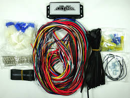 ultima® plus electronic wiring harness system for harley and custom does not apply
