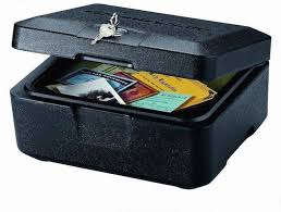 runner up best compact sentrysafe 500 fire safe box