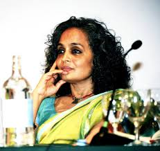 Image result for arundhati roy pictures