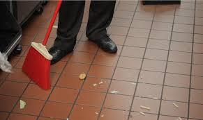 Kitchen Floor Cleaning Kitchen Floor Safety Century Products Llc