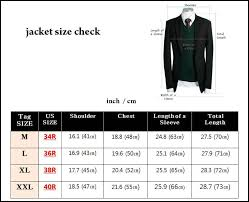 Size Chart For Mens Suit Jacket Google Search Mens