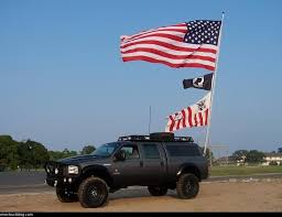 How to mount flag pole to bed of truck? - Ford Truck Enthusiasts Forums