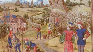 Image result for medieval society painting