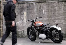 custom built monkee 7 motorcycle by wrenchmonkees