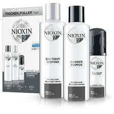 Система <b>2 NIOXIN</b> – Для натуральных заметно редеющих волос