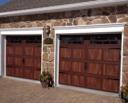 dark brown garage doors5 Easy Garage Door Maintenance Tips  Durable Door Company