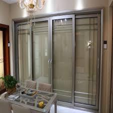 Sliding Door Designs For Balcony Hot Item Aluminum Glass Balcony Door Design Corner Sliding Safety Door Price