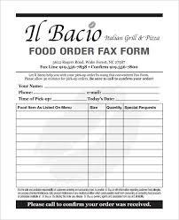 29 Order Form Templates Pdf Doc Excel Free Premium Templates