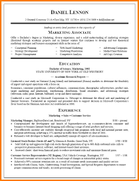 Example College Resumes Examples Of Good Resumes For College