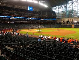 Minute Maid Park Seating Chart Rows New Bmo Field Section