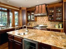 kitchen cabinets and countertop ideas choose granite kitchen cabinet ideas for country kitchen decor with dark kitchen cabinets