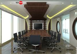 elegant office conference room design wooden. Interior. Long Brown Wooden Table With Black Swivel Chairs Silver Steel Legs Placed On Elegant Office Conference Room Design M