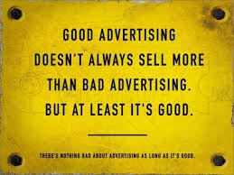 Image result for advertising quotes