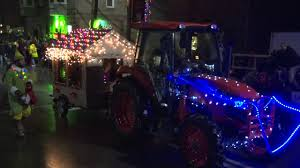 Lighted Tractor Parade Linesville Lighted Tractor Parade 2018