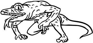 Small Picture Lizard Coloring Pages Wecoloringpage