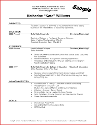 Awesome Apparel Sales Associate Resume For A Job
