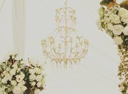 silk estate marquee wedding decorative lighting chandelier 8