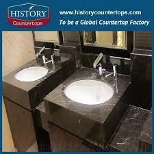 popular color and best quality hot china natural stone solid surface building material for bathroom countertops vanity tops