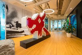 lego office. lego office design hub singapore