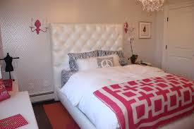enticing modern girl room ideas with sweet purple fabric curtain stunning design luxury white leather wraps
