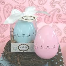baby egg timer baby shower favors