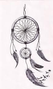 Dream Catcher Feather Meanings Dreamcatcher tat by mmpninjadeviantart on deviantART 52