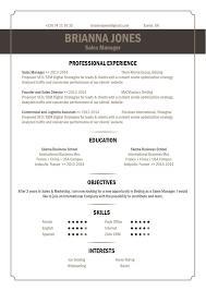 Best Resume Format Catchy Resume Mycvfactory