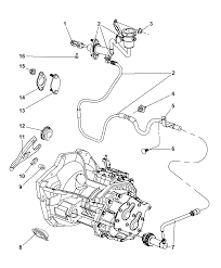 2003 dodge neon linkage clutch diagram 00i99514
