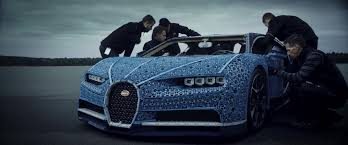 The test drive of the lego chiron took place at the ehra lessien proving grounds in germany. First Ever Life Size And Drivable Lego Technic Bugatti Chiron The Lego Group