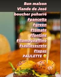 Café paulette - Cafe Paulette burger #burger #provenance #viande ...